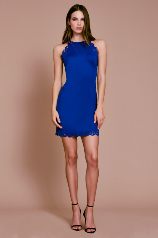 Anja Halter Neoprene Dress