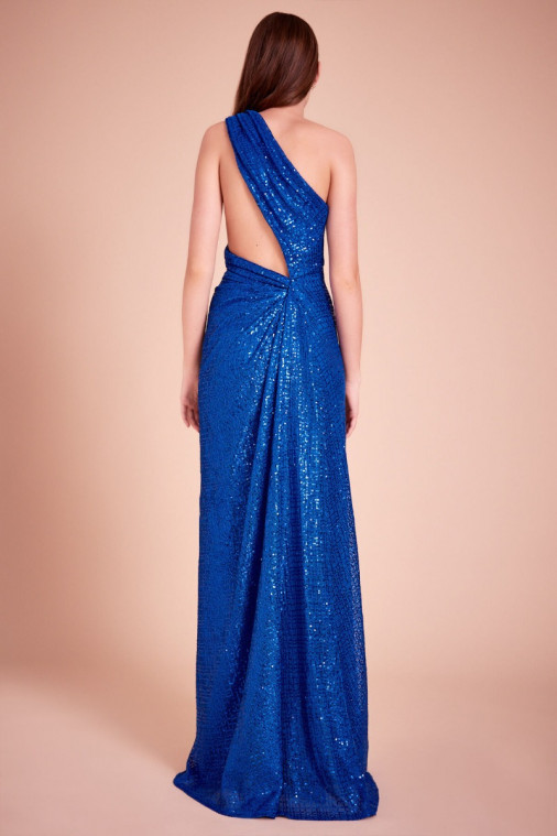 Diana Asymetric Gown