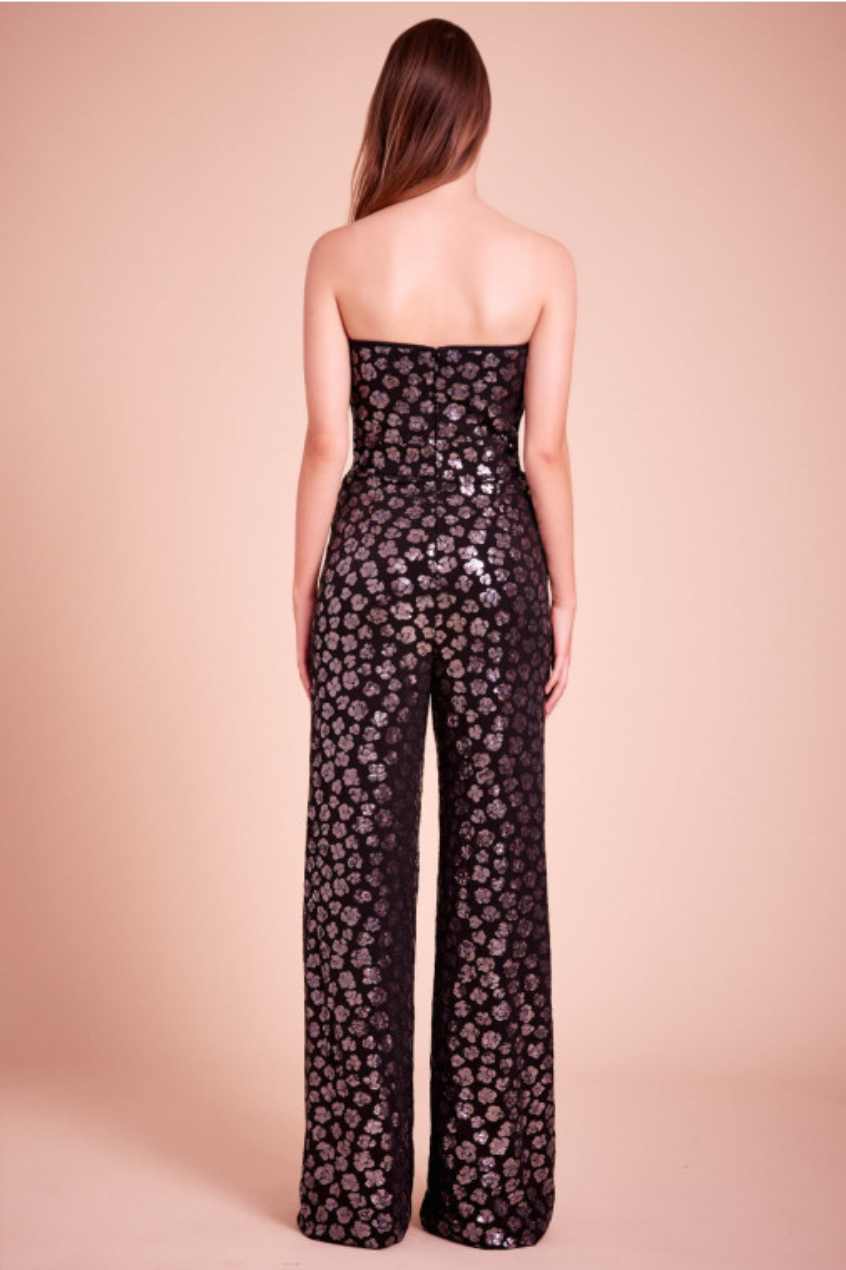 SHO The Label - CeCe Cheetah Sparkle Jumpsuit