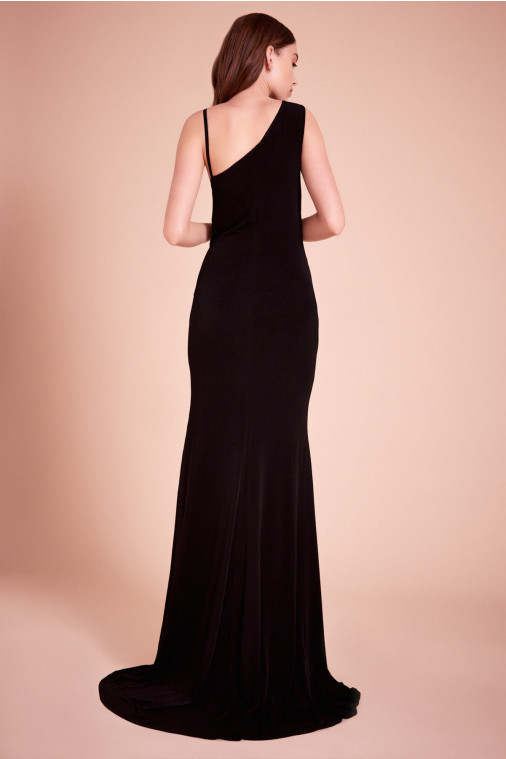 SHO The Label-Arlo O-Ring Gown