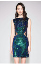 Miranda Sleeveless Sequin Mini Dress